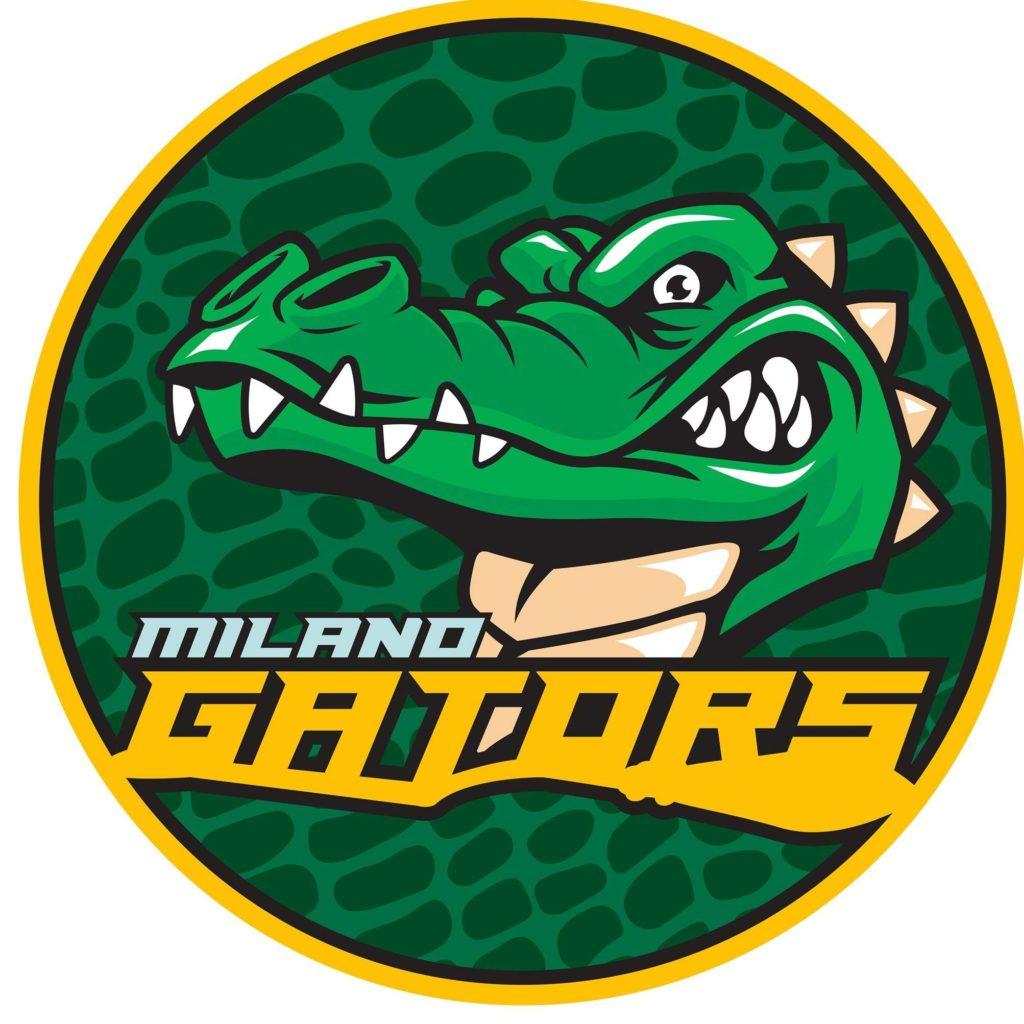 Logo Milano Gators Quidditch