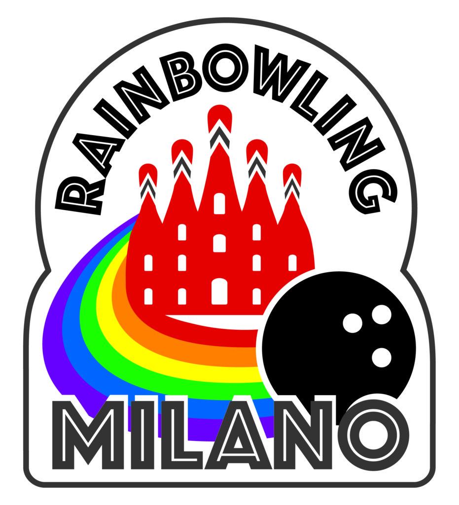 Logo Rainbowling bowling
