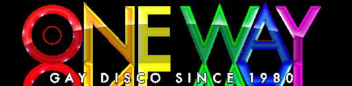 logo oneway