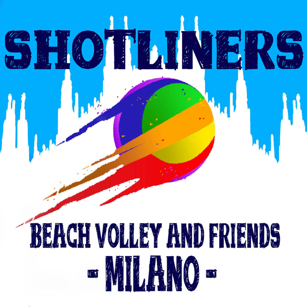 Logo SHotLiners - Beach volley