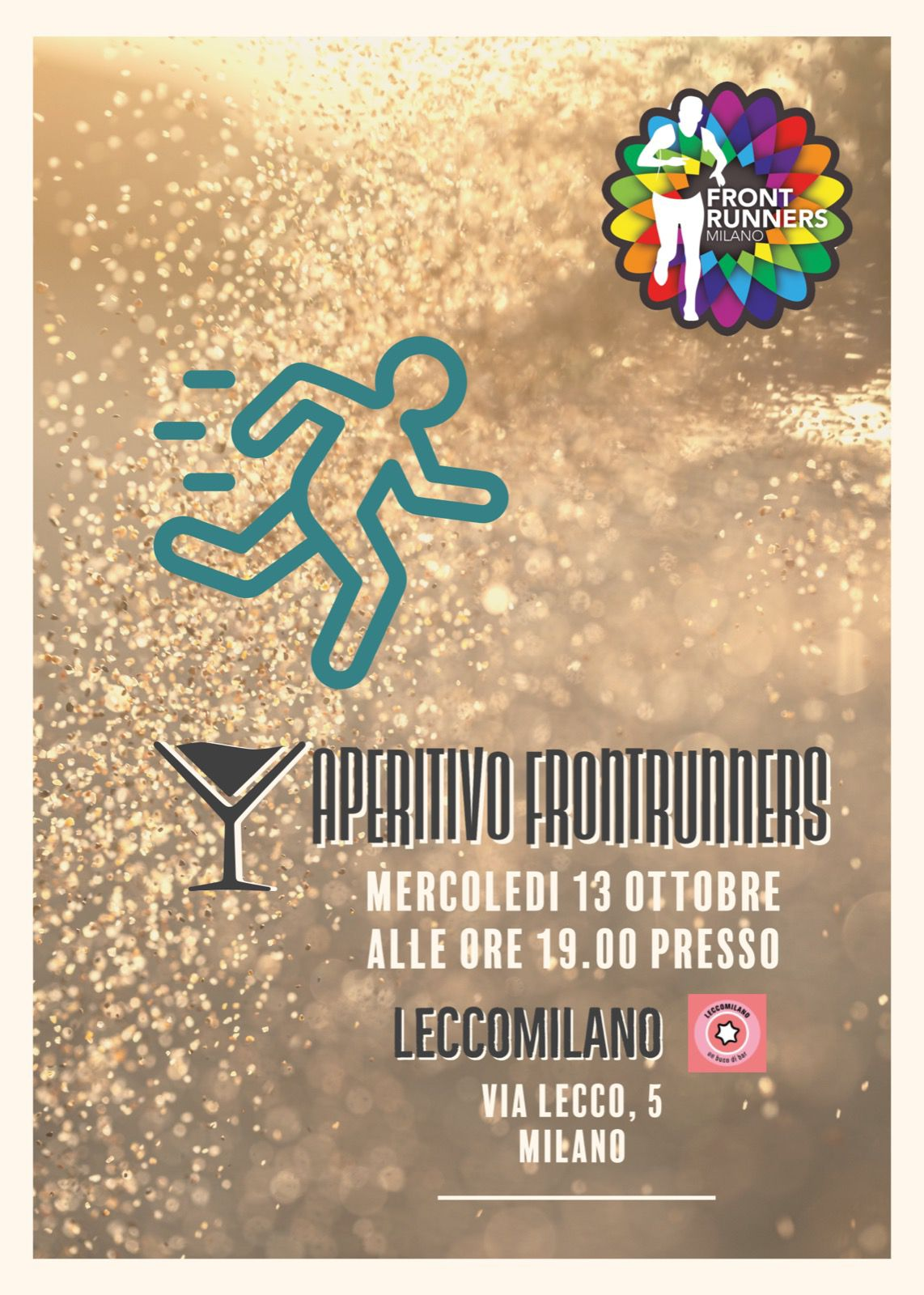 Aperitivo Front Runners